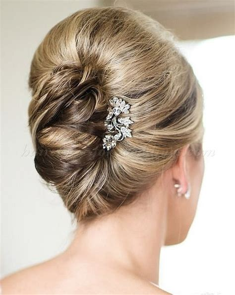 Classic Twist Updo Hairstyle by Half Updos For Of The Twist
