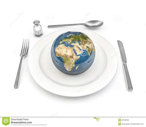 planet cuisine food stock illustration image of hunger planet 29106936