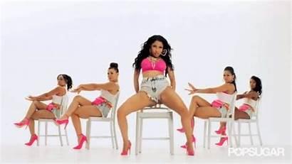 Nicki Minaj Anaconda Gifs Intense Rolling Cybill
