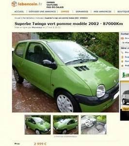 Le Bon Coin Auto Var : le bon coin d couvrez cette annonce hilarante pour vendre une renault twingo ~ Gottalentnigeria.com Avis de Voitures