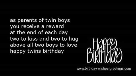 twins birthday poems   bday quotes  messages