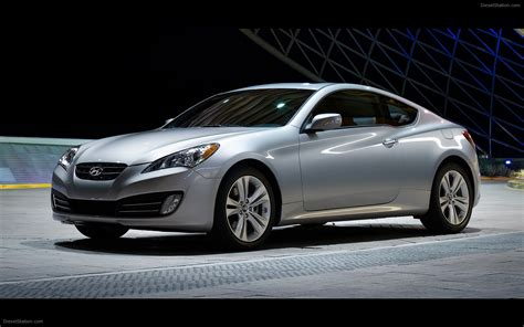 Used 2010 Hyundai Genesis Coupe by 2010 Hyundai Genesis Coupe Widescreen Car Pictures