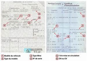 Demande D4immatriculation D Un Vehicule D Occasion : remplir certificat dimmatriculation ~ Gottalentnigeria.com Avis de Voitures