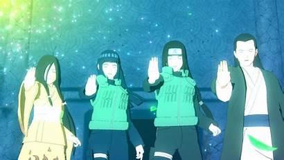 Neji Naruto Hyuga Shippuden Storm Ninja Ultimate