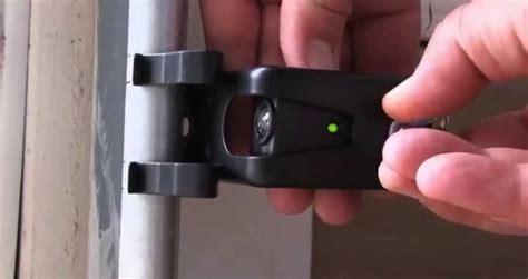 garage door sensor blinking liftmaster and genie garage door opener sensor eye issue