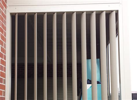 outdoor window louvres  fitter