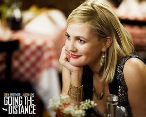 Drew Barrymore in Movie Going the Distance - SheClick.com