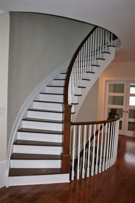 custom wood stairs and handrails in kingston ontario