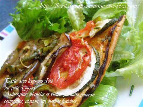 cuisine en equilibre recettes de tarte aux légumes et légumes d 39 été