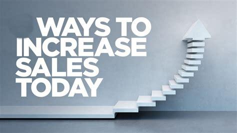 How to Increase Sales? 10 Strategies to Increase Sales