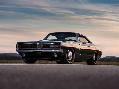 Ringbrothers' 1969 Dodge Charger Is All About Subtlety