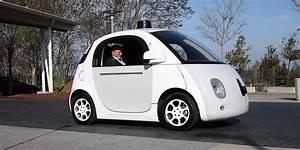 Voiture Autonome Google : une voiture autonome de google en partie responsable d 39 un accident de la route ~ Maxctalentgroup.com Avis de Voitures