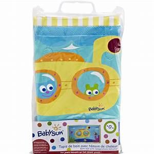 Tapis De Bain Bébé : tapis de bain xl de babysun en vente chez cdm ~ Dailycaller-alerts.com Idées de Décoration