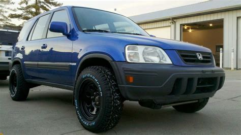 Tires For Honda Crv by Non Lifted Crv Basically My Hopes For A Daily Driver