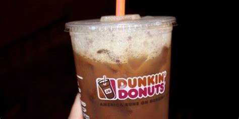 Bottled Dunkin' Donuts Iced Coffee Is Coming To Grocery Starbucks Bottled Iced Coffee Ingredients Benefits Of Mayo Clinic Pdf No Ice Hair Rinse Powder For Face Cup Sizes Classic Syrup