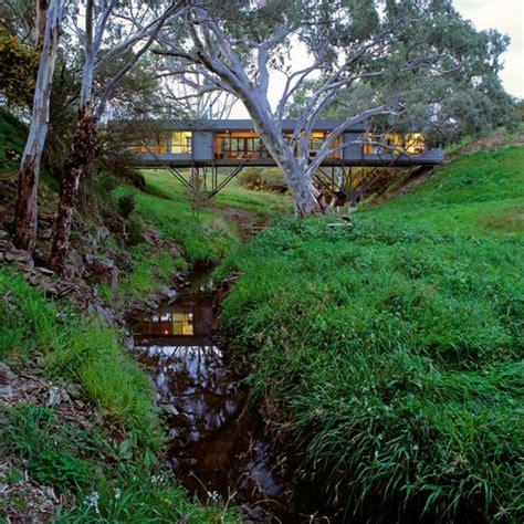 Bridge House Home Across A by Bridge House An Ingenious Housing Solution Spanning