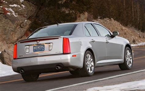 Used 2005 Cadillac Sts For Sale  Pricing & Features Edmunds