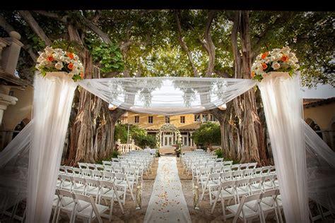 wedding venues  south florida