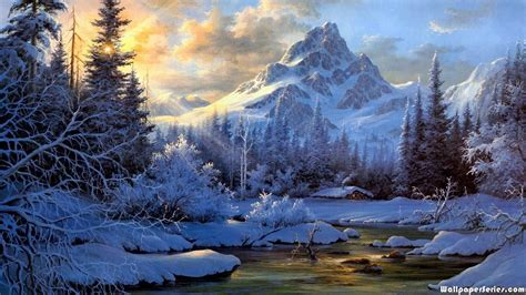 Beautiful Winter Wallpaper by Skrivbordsbakgrund Winter Bakgrund Hd Live Wallpaper Hd