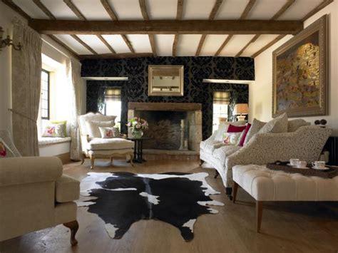 brilliant living room designs  exposed beams