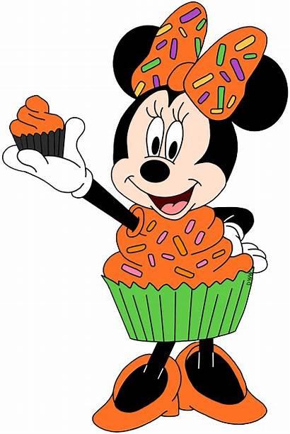Halloween Clip Minnie Disney Cupcake Galore Disneyclips