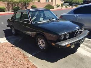 1984 Bmw 533i E28 For Sale