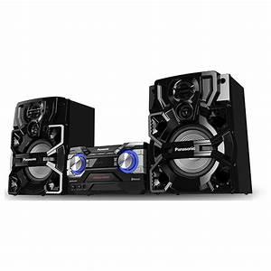 Sistem Audio High Power Panasonic Sc