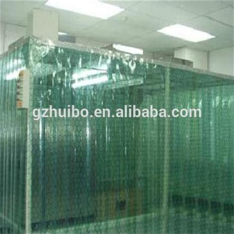 esd safety cleanroom antistatic esd pvc grid curtain buy