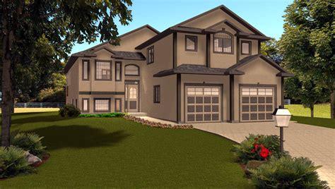 bi level house plans bi level house plans with garage 1 e designs