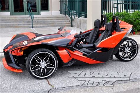 Custom Polaris Slingshot