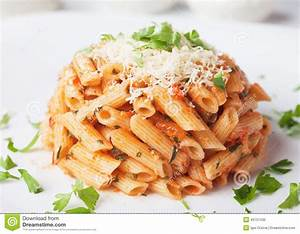 """Spaghetti"" With Tomato Sauce And Parmesan Cheese Recipe ..."