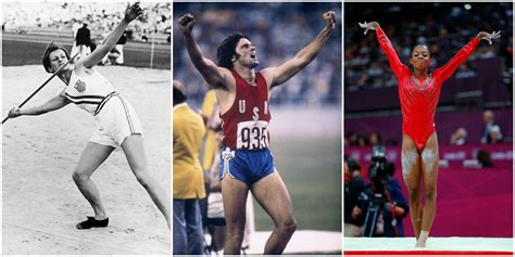iconic olympic moments     years