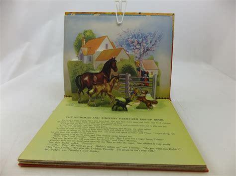 stella roses books nicholas  timothy farmyard pop