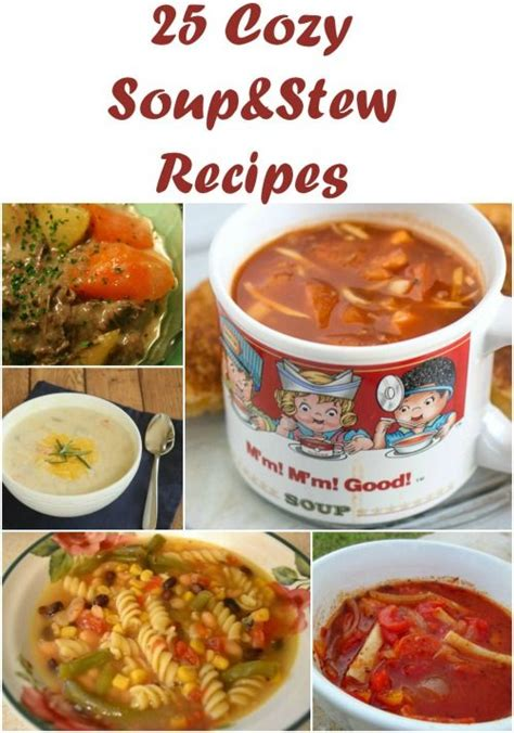easy fall soup recipes picmia