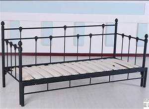 Sofa bed metal frame metal frame sofa bed ebay china for Sofa bed metal frame replacement