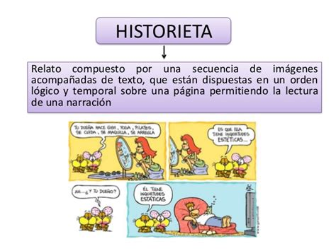 Analisis De La Historieta