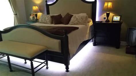 Led Leiste Bett by Led 5050 Bed