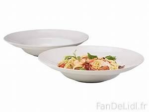 Assiette A Pates : 2 assiettes p tes cuisson et cuisine fan de lidl fr ~ Teatrodelosmanantiales.com Idées de Décoration