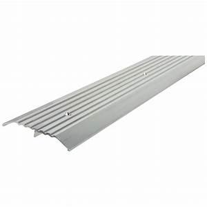 Seuil de porte en aluminium batis et accessoires canac for Seuil de porte fenetre alu