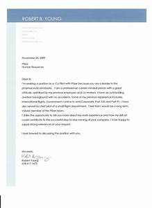 Cover Letter Example Nursing Careerperfect In Cover Letter