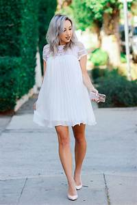 the 5 white dresses that are perfect for your bridal shower With wedding shower dress for bride