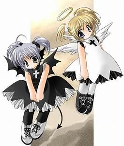 Ange Et Demon : manga ange ~ Medecine-chirurgie-esthetiques.com Avis de Voitures