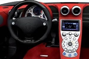 Koenigsegg CCXR Trevita interieur