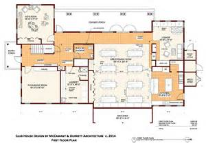 floor plans club house plans fair oaks ecohousing