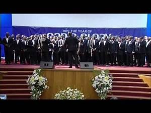 CFT Light of The World Men's Choir - June 2015 - YouTube