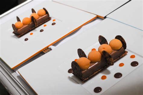cuisine au thé desserts de jérôme chaucesse chef pâtissier du crillon