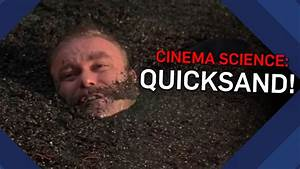 Can You Really Sink In Quicksand