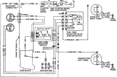 1980 Chevy Wiring by I 1984 Chevy Silverado I Replaced My Gas Guage Droped