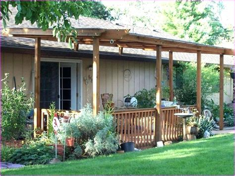 Wooden Awnings For Patio Backyards Wooden Awnings Door