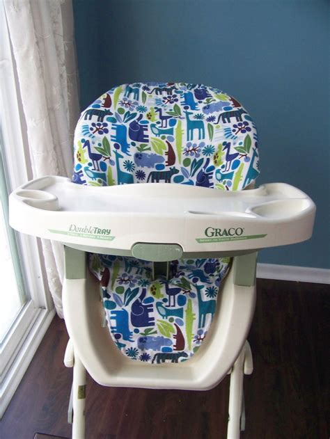 high chair cover sewing pattern allfreesewing